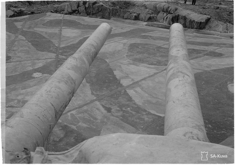 Mäkiluodon linnake 1941.09.30