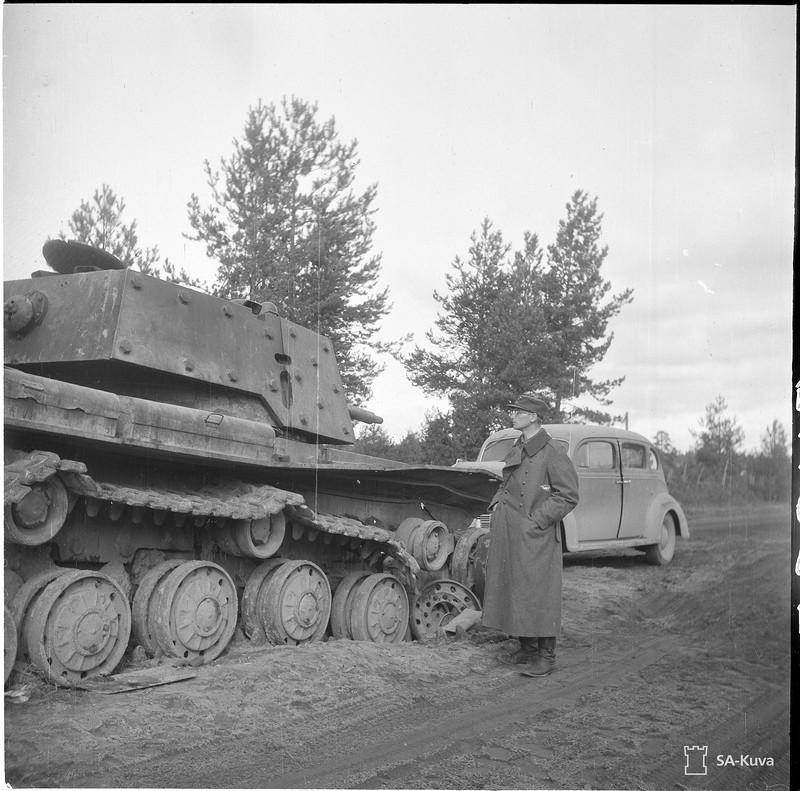 Äänislinna 1941.10.01