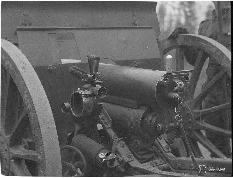 Petroskoin tiellä. 1941.10.02