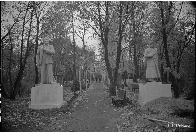 Äänislinna 1942.10.03