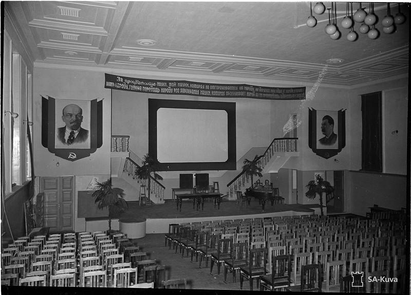 Äänislinna 1941.10.03