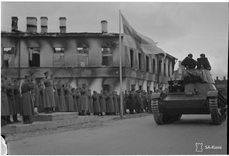 Äänislinna 1941.10.12