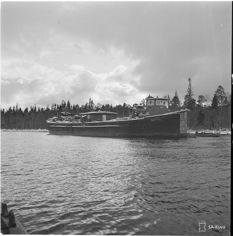 Äänislinna-Vehkaoja 1941.10.15
