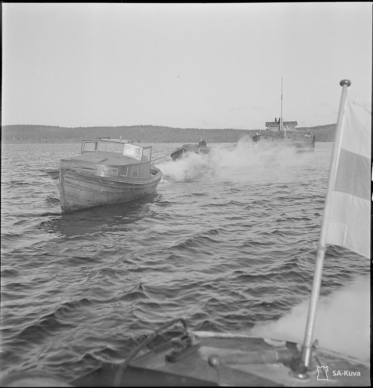 Äänislinna 1941.10.20