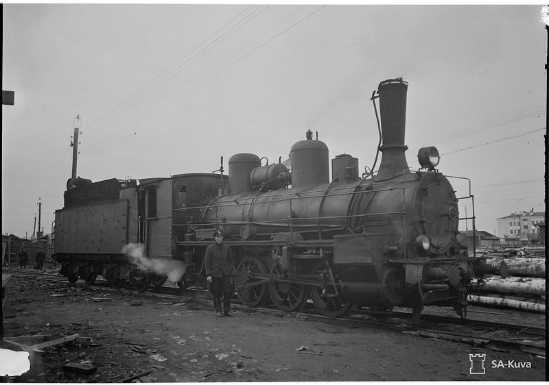 Äänislinna 1941.10.26