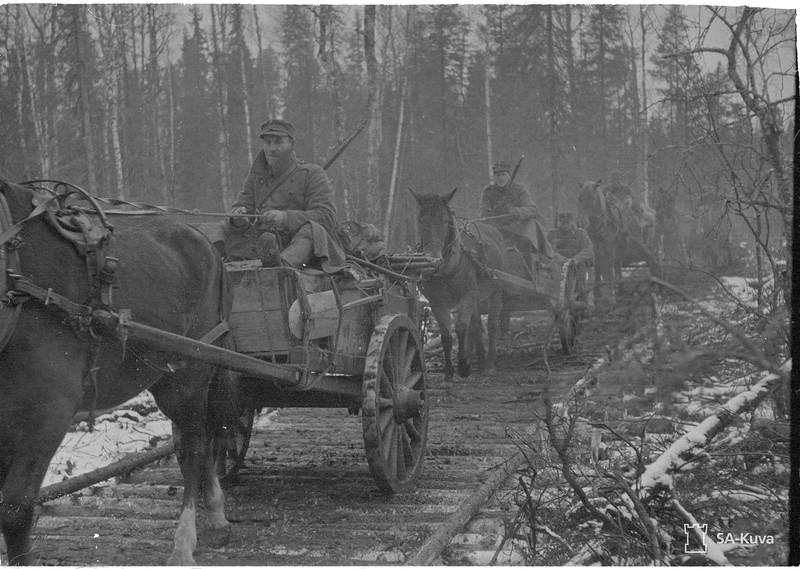 Keltoselkä-Kortassi 1941.10.22