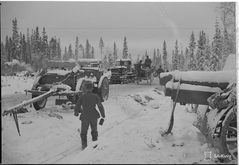 Mäntyselkä 1941.10.27