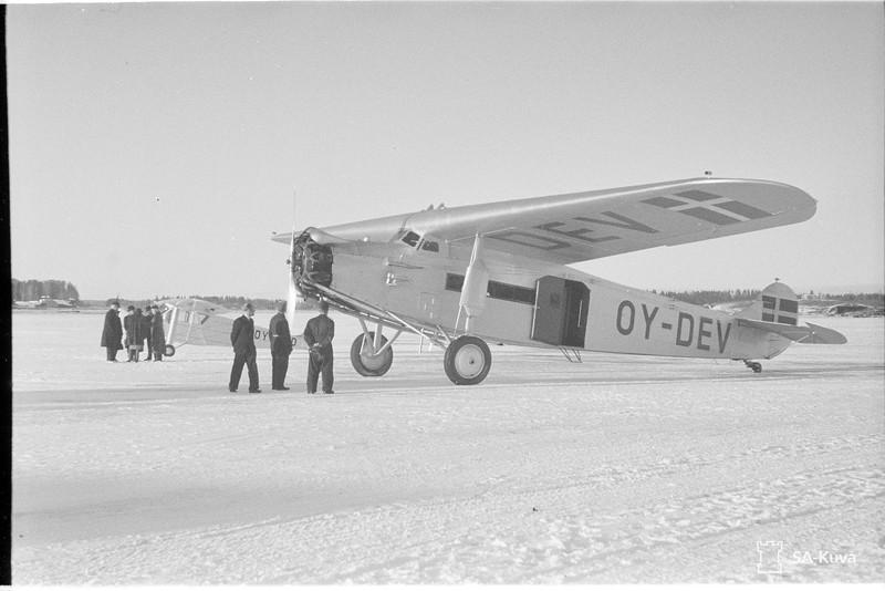 Malmin lentokenttä 1941.10.28