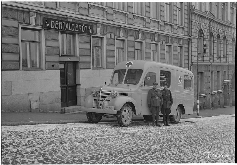 Helsinki 1941.10.30