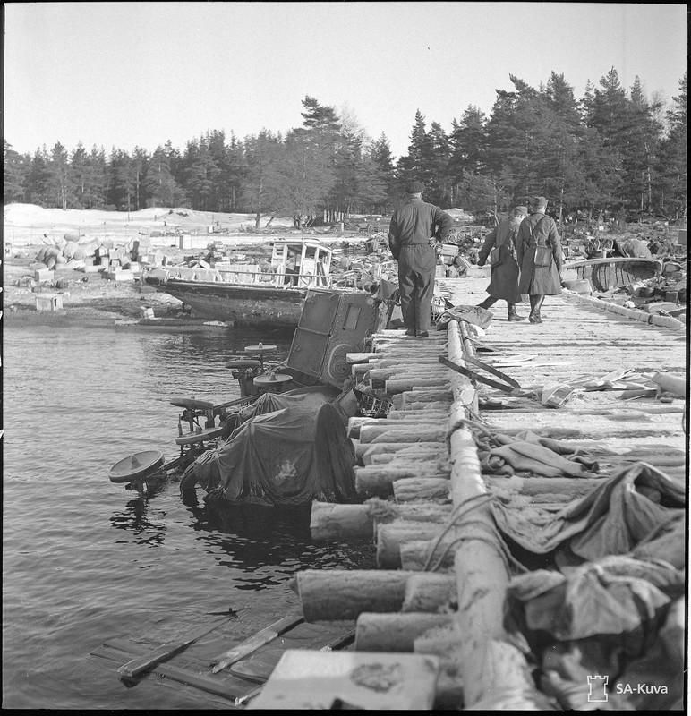 Koiviston Saarenpää 1941.11.04