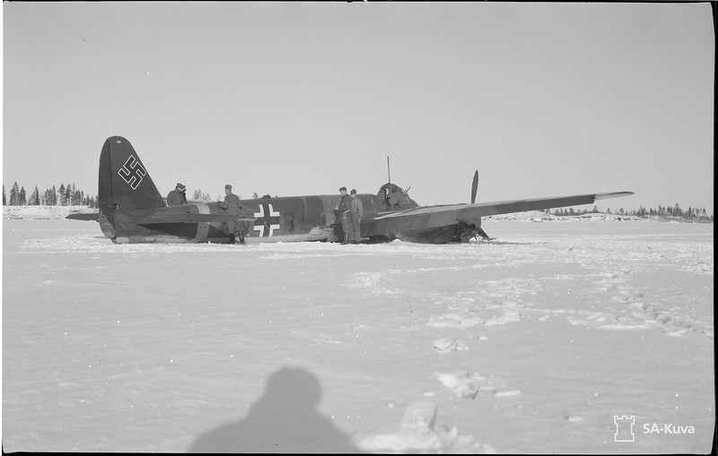 Viitana ja Äänislinna 1941.11.03