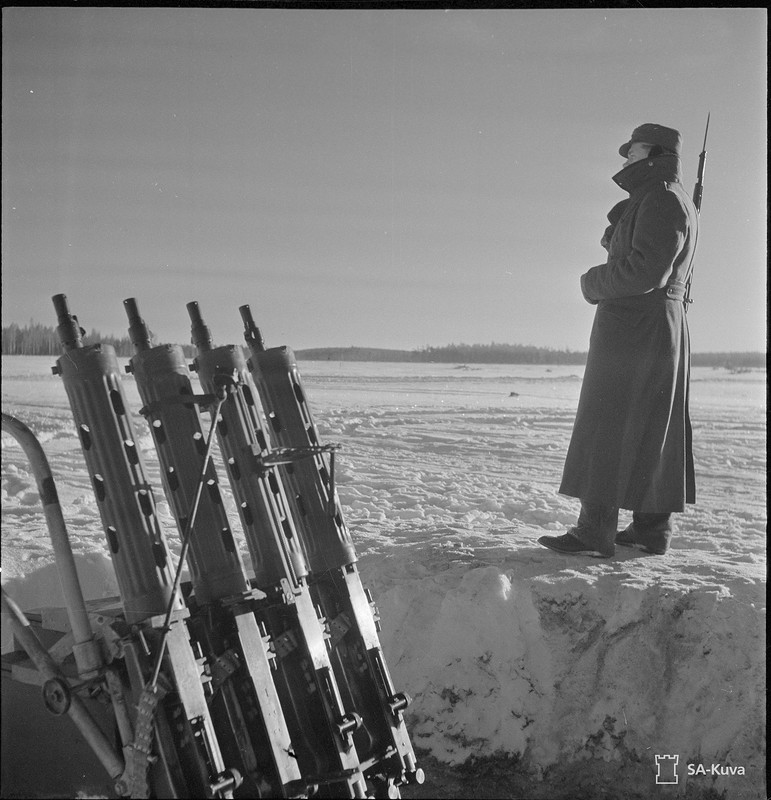 Tiiksjärvi 1941.11.04