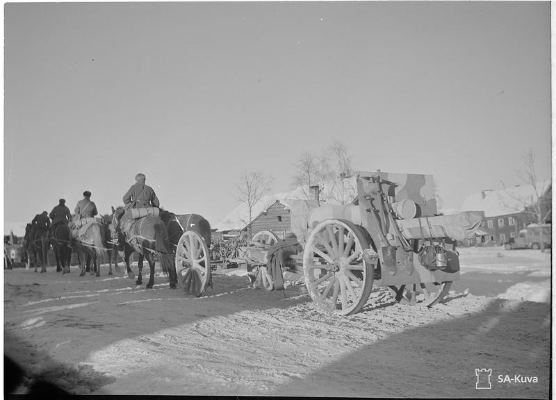 Maaselkä 1941.11.05