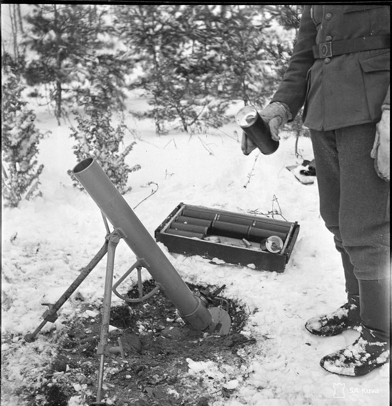 Hangon rintama 1941.11.06