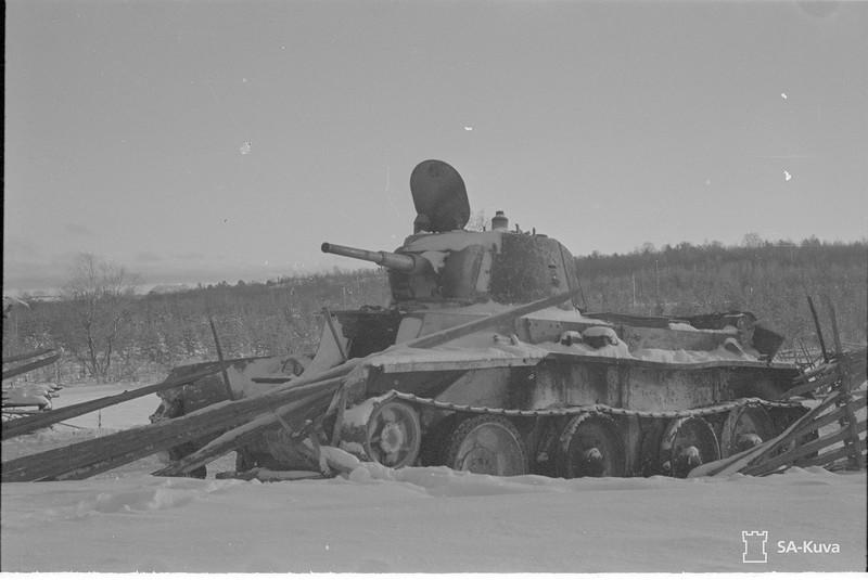 Käppäselkä 1941.11.09