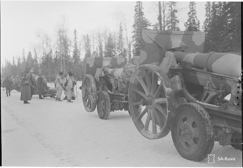 Kiestinki, Louhi 1941.11.11