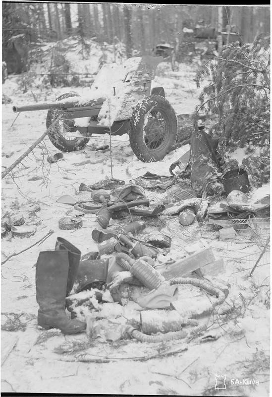 Kiestinki-Louhi 1941.11.29