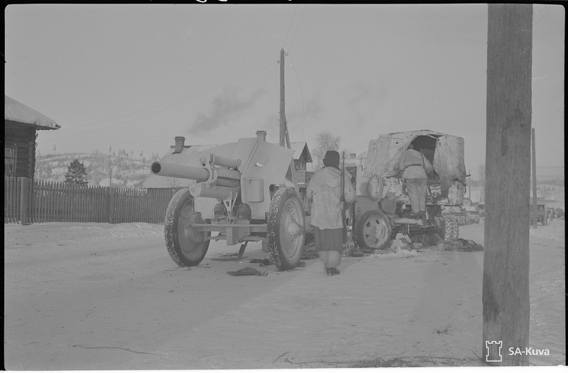 Karhumäki 1941.12.06