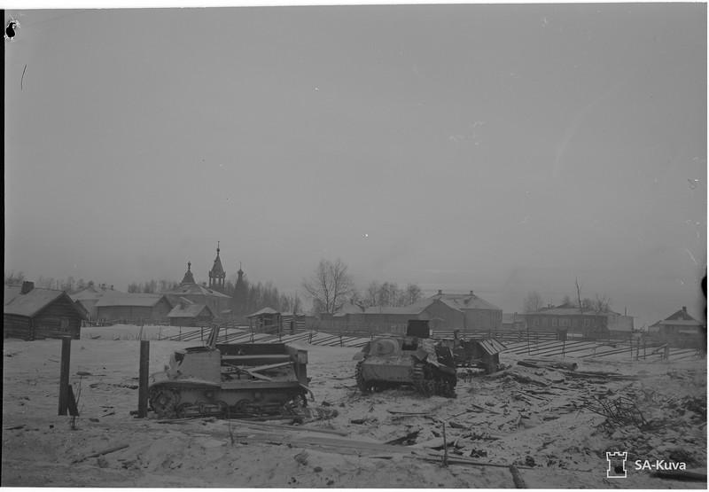 Poventsa, Stalinin kanava 1941.12.08