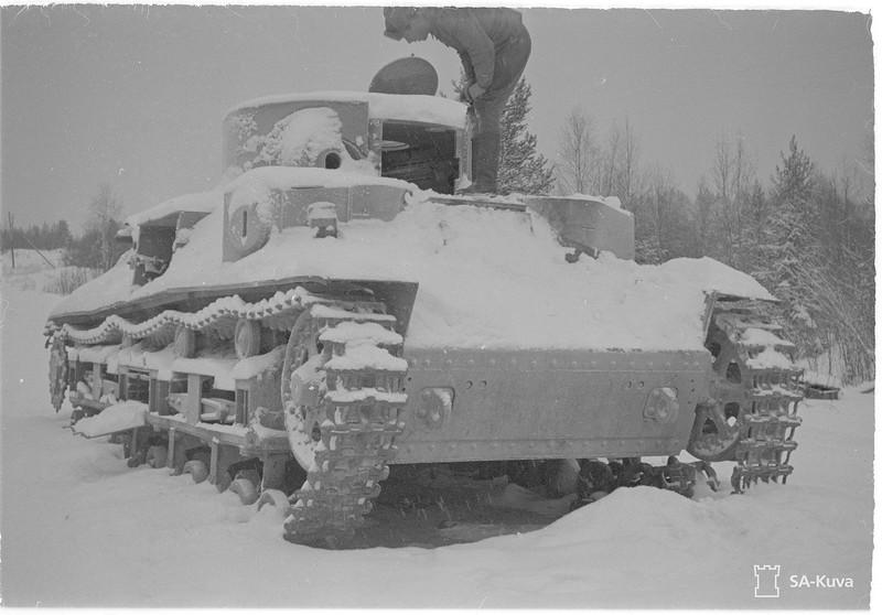 Äänislinna 1941.12.15
