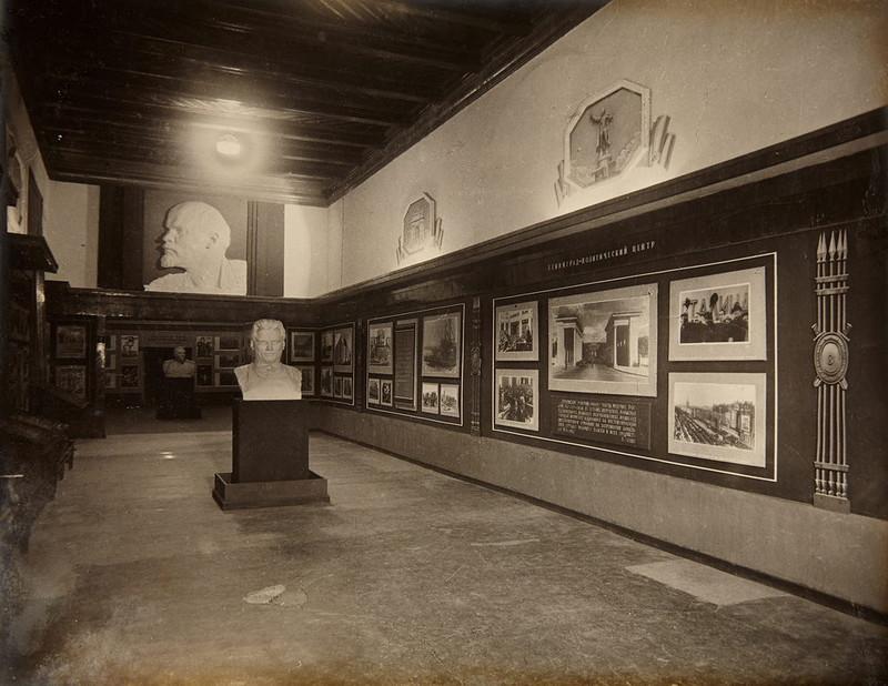 Выставка «Героическая оборона Ленинграда»