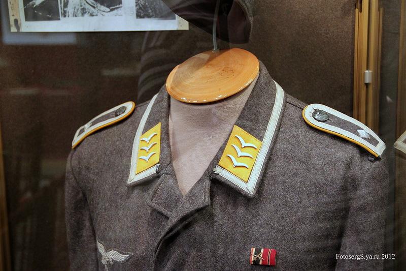 Куртка фельдфебеля германских ВВС