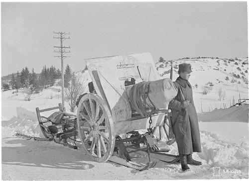 Talvisota 1940.03.18