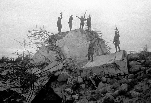 ДОТ Ink6 в июне 1944 года