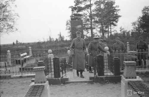 Маннергейм Summa 1941