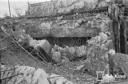 Батальонный КП Sk16 1941.09.04