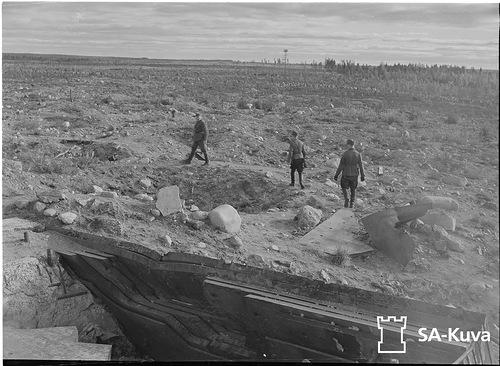 Sj4 «Форт Поппиуса» 1941.09.26