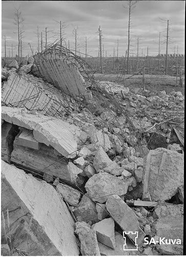 Батальонный КП Sj6 1941.09.26