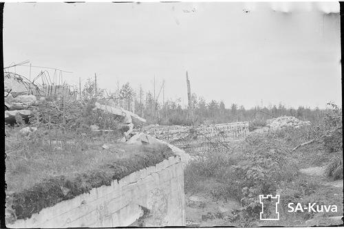 Батальонный КП Sj6 1942.09.10