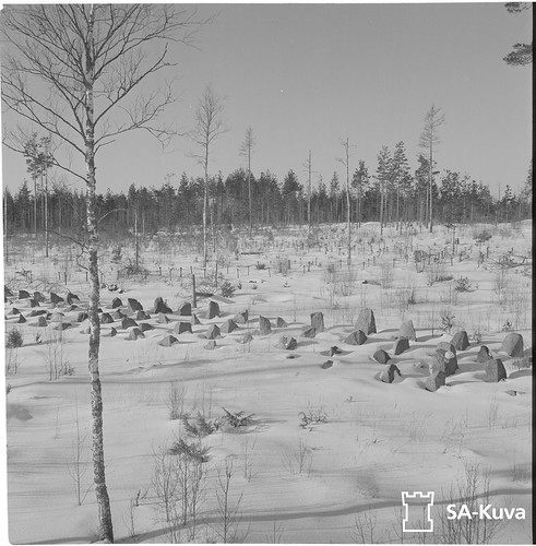 Укрепрайон Сумма- Хотинен (Summakylä)