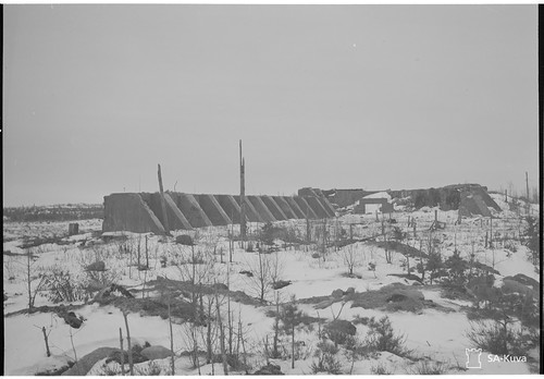 Sj2 «Артиллерийская стена» 1943.12.23