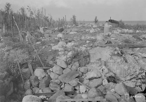 Taipale, Järisevä 1941.09.25
