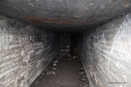 Укрытие-коридор