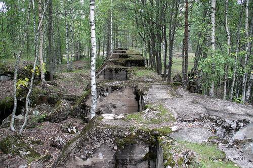 ДОТ Sj2 («артиллерийская стена»)