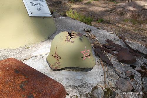 Стальной шлем СШ-36 «Халхинголка»
