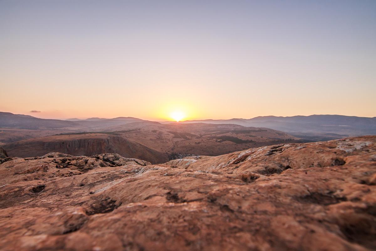 гора Арбель