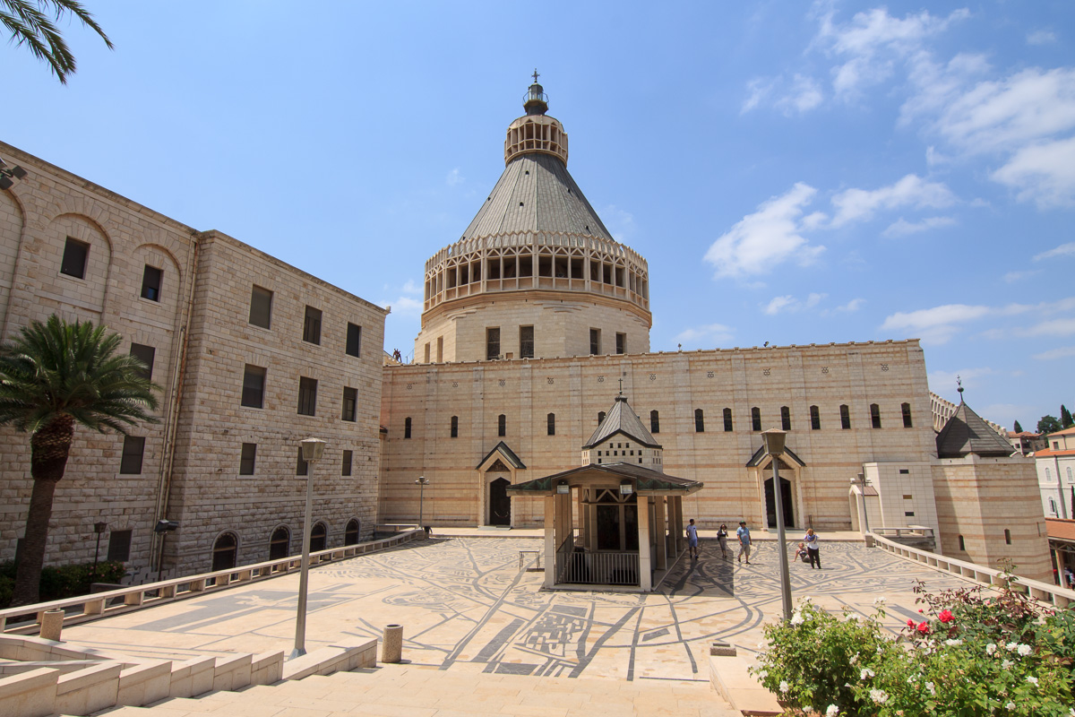 Базилика Назарет