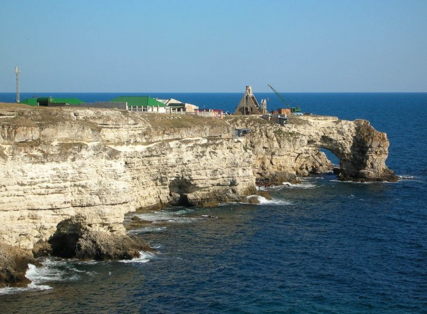 Чаша любви на Черном море