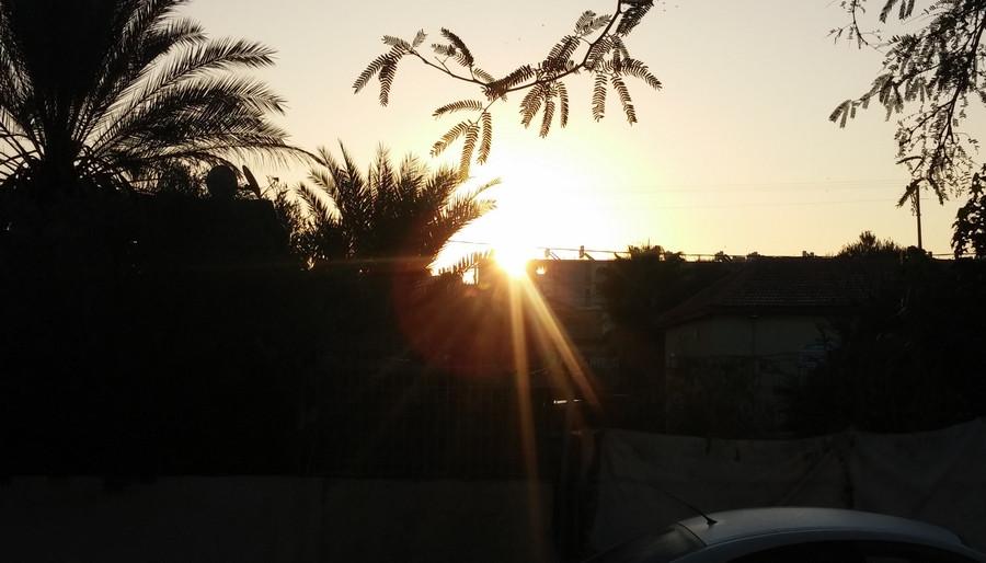 Продолжаем наблюдать за солнцем