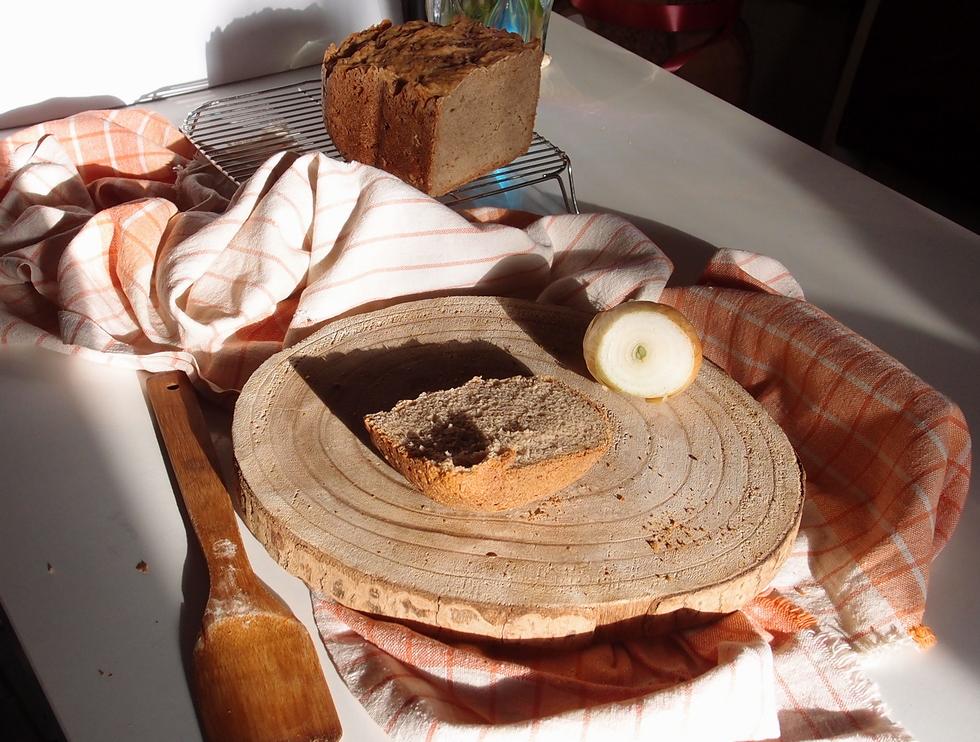 Хлеб испекся