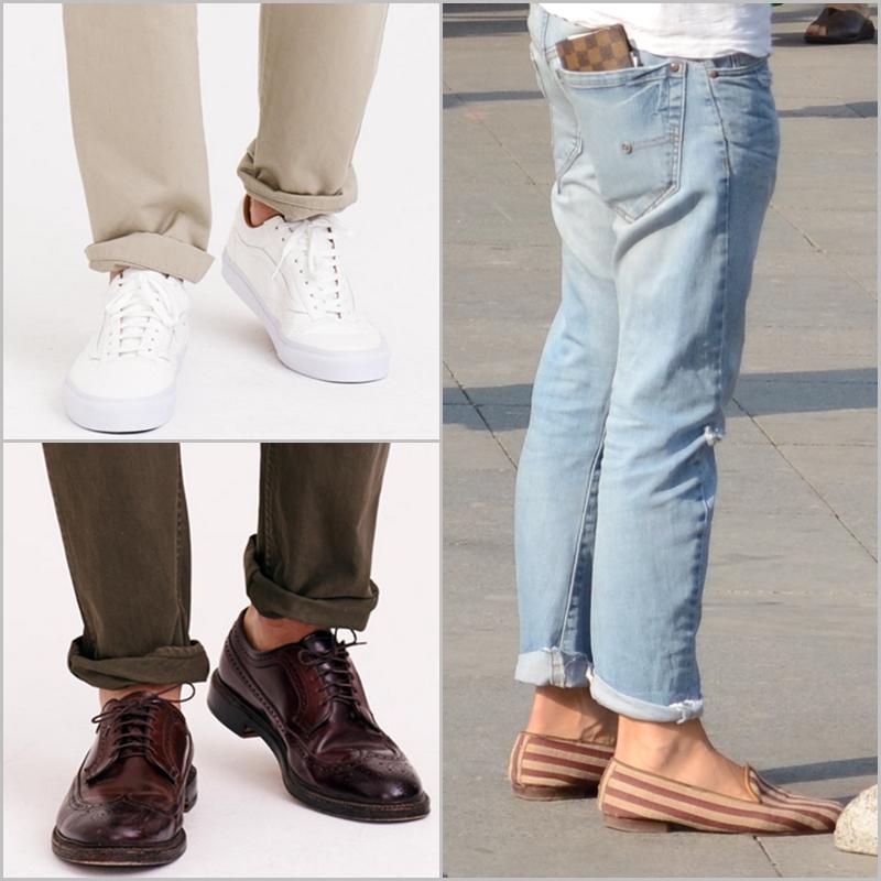 Tutorial: How To Pinroll (как подвернуть джинсы или
