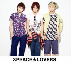 3Peace☆Lovers - 3Peace☆Lovers