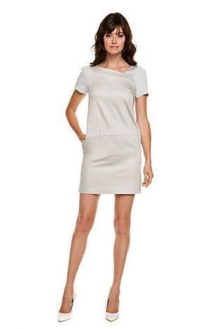 Catherine Catherine Malandrino Susan Platinum Dress