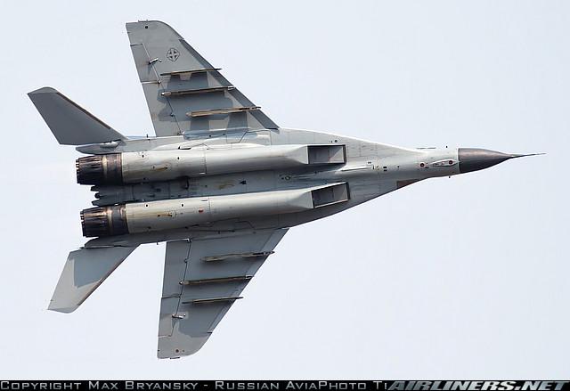 Миг-29 18102 ввс и пво сербии, 101-я истребительная эскадрилья витязи 204-я авиабаза батайница