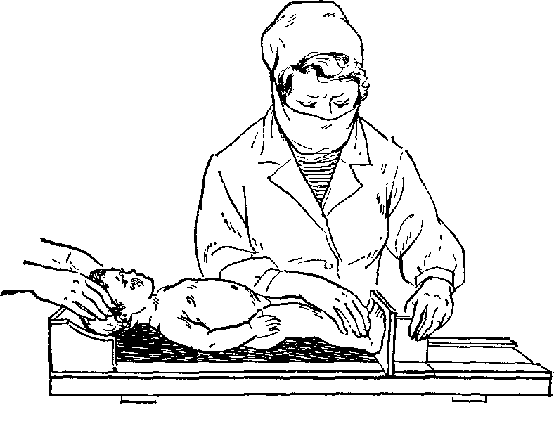 При рождении масса тела доношенного ребенка составляет в среднем у мальчиков – г, у девочек – г; при массе более г новорожденный считается крупным; при массе менее г ребенок считается недоношенным.