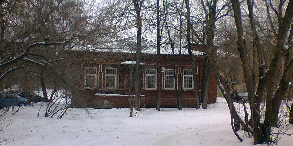 Дом Окуджавы 1